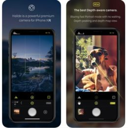 Halide has extended Portrait Mode support for iPhone XR