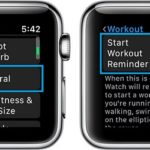 how to enable disable automatic workout detection in watchos 5