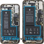 iphone xs v iphone xs max battery comparison