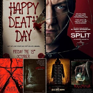 iTunes horror movie bundles on Halloween sale