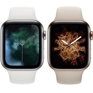 watchOS 5 new Motion watch faces.