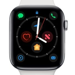 watchOS 5.1.2 new Infograph face complications