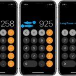 hidden ios calculator commands