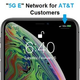 5ge connectivity for at&t customers