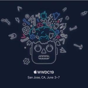 wwdc 2019 event logo