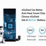 ogodeal iphone 5s battery details