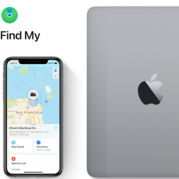 iOS 13 Find My App.