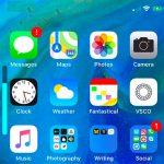 iOS 13 new Volume hud