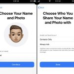 how to set up name and photo in messages ios 13