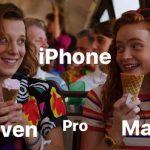 meme regarding iphone pro max naming
