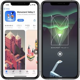 Monument Valley 2 free to download in the App Store