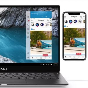 How to mirror iPhone to Dell computer