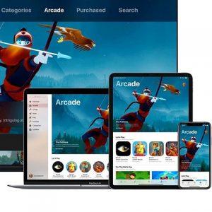 Apple Arcade games on iPhone, iPad, Mac and Apple TV
