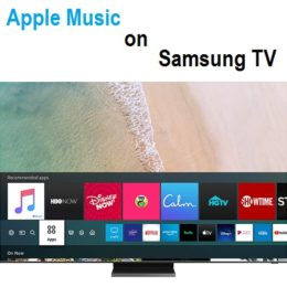 Apple Music now available on Samsung TV
