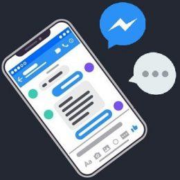 Facebook Messenger read receipt sound alert bug