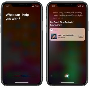 How to ask Siri for a song if you only know some lyrics