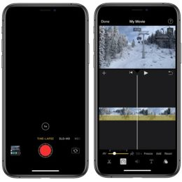 How to edit time-lapse speed on iPhone