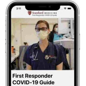 Stanford Medicine COVID-19 first responder guide