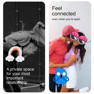 Tuned a new app for couples by Facebook
