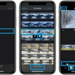 how to slow down time-lapse video on iPhone