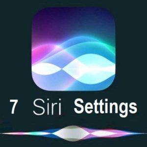iOS Siri logo