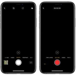 iPhone 11 experiencing Camera black screen problem