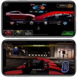 How to play Forza Street on iPhone