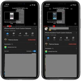 How to use Youtube Chapters on iPhone
