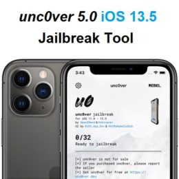 Jailbreaking iPhone 11 running iOS 13.5 with unc0ver 5.0