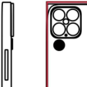 Leaked iPhone 13 quadruple-lens Camera module