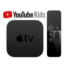 YouTube Kids now available on Apple TV