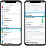 how to disable Face ID for iPhone unlock