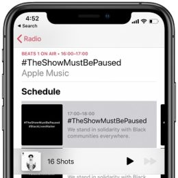Apple Music TheShowMustBePaused Beats 1 Radio stream
