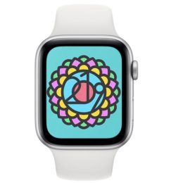 Apple Watch Yoga Day Challenge award
