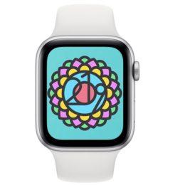Apple Watch Yoga Day Challenge award