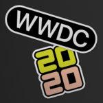 WWDC 2020 Dark Mode wallpaper