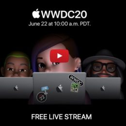 WWDC 2020 live stream