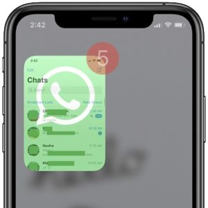 WhatsApp crashing on iPhone again and again