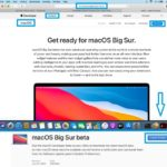 how to download macOS Big Sur beta profile from developer account