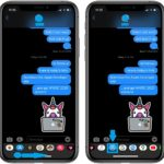 how to unlock and use WWDC 2020 sitckers in Messages