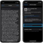 install iOS 14 Developer Beta