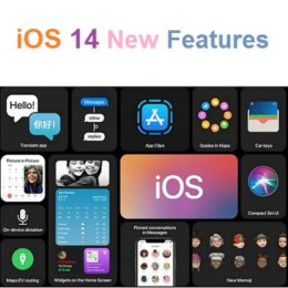 iOS 14 new features