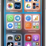 App Library Categories in iOS 14