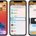 how to add Clock Widget to iPhone Home Screen