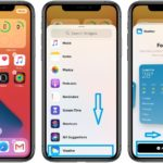 how to add Weather widget to iPhone Home Screen