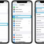 how to disable iPhone Voice Control