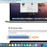 how to download the macOS Public Beta Access Utility