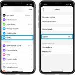 how to enable app lock in facebook messenger
