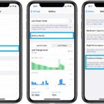 how to enable optimized battery charging on iPhone
