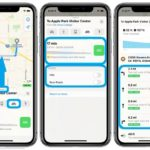 how to use Cycling Directions in Apple Maps